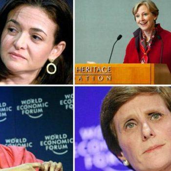 Top Ten Most Powerful Women in the World 2015