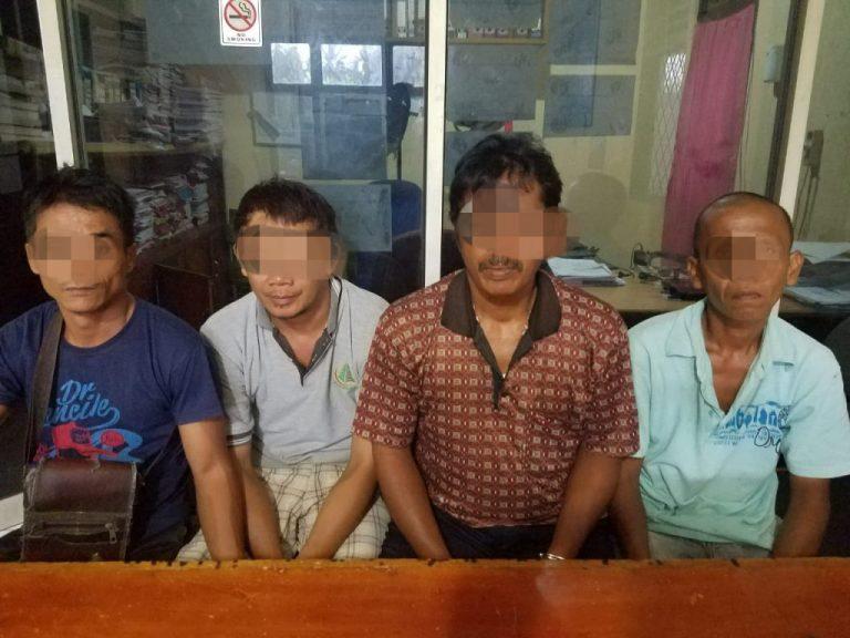 Iseng Bermain Judi, Empat Pelaku Dibekuk di Warung Kecil di Kulon Progo