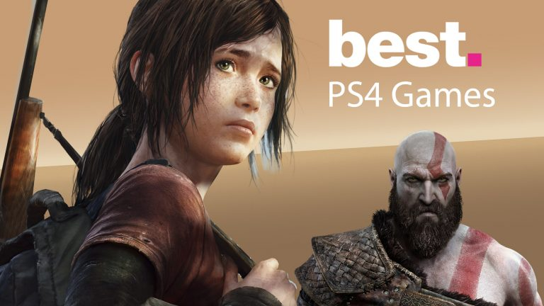 PS4 exclusive games