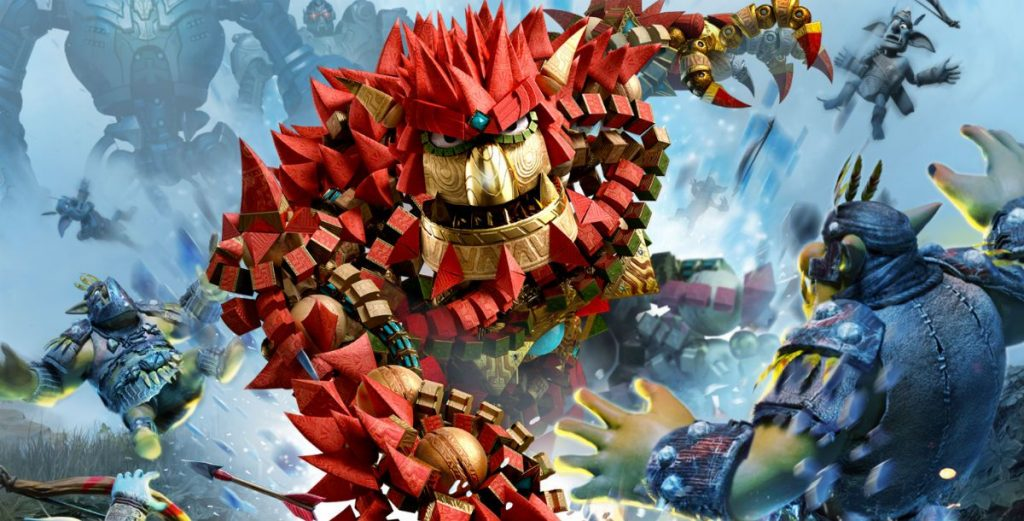 Knack 2 Review: The Best Relics Collection Game