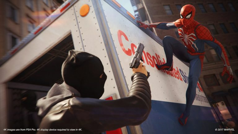 Marvel's Spider-Man Review Game
