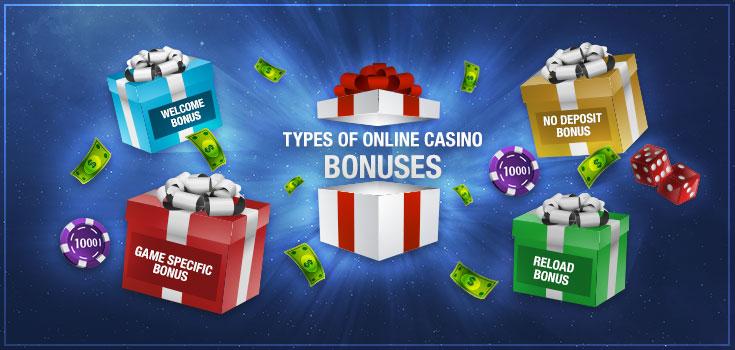 Types of Bonuses in Online Slots