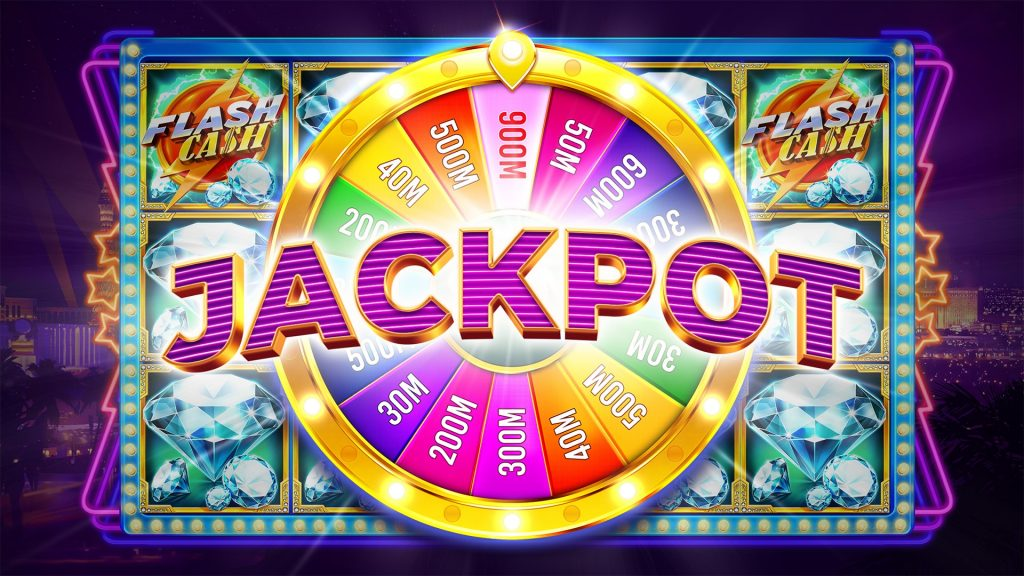 what is jackpot in online slot games.