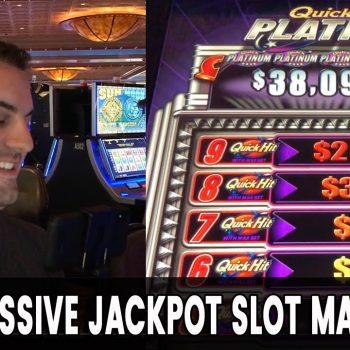 How to Get Progressive Jackpot in Online Slot Games
