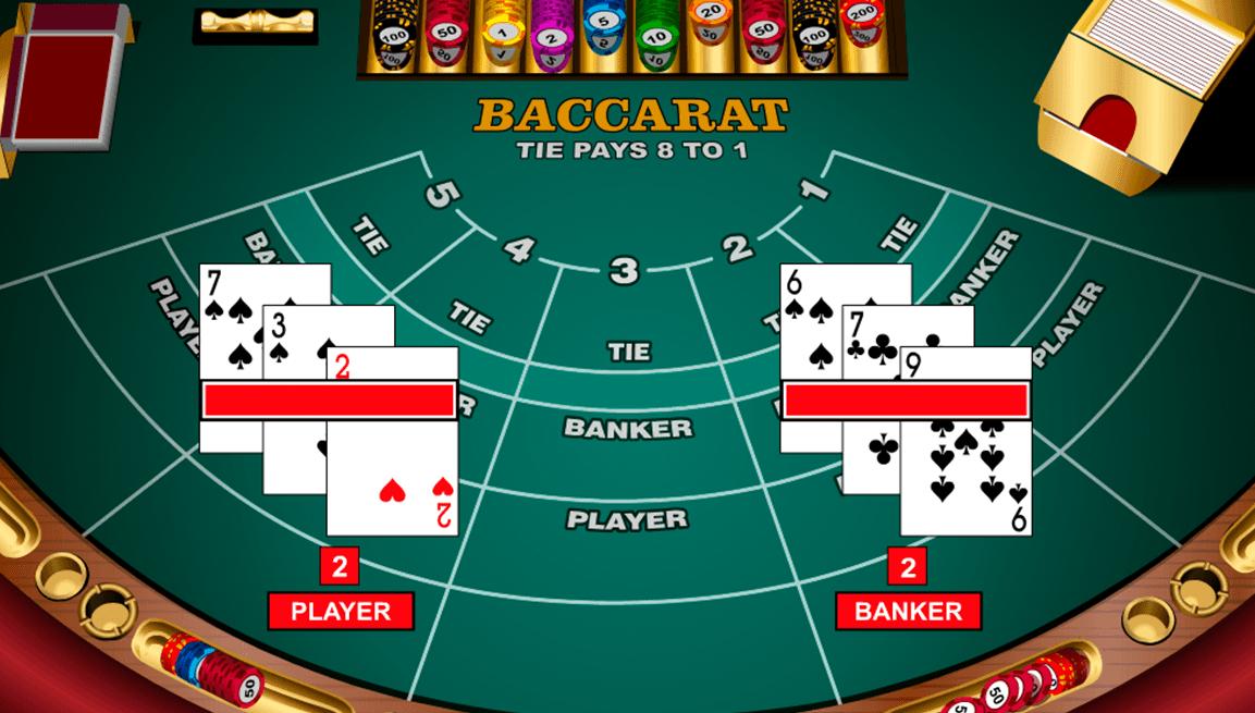 3 Tips Cara Bermain Baccarat Online