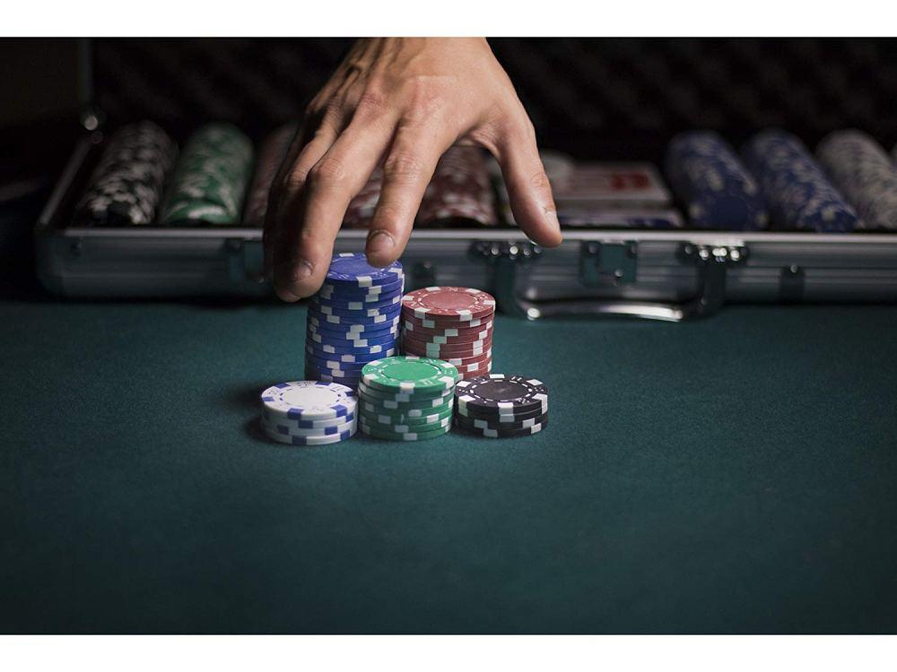 Buying Poker Chips